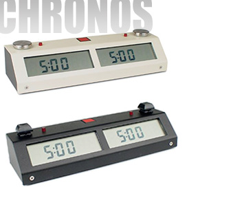 chronos chess clocks